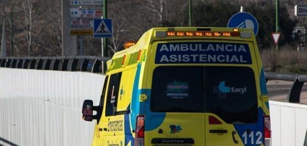 Heridas dos mujeres en sendos atropellos en Burgos capital