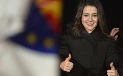 Arrimadas dice que no se dejará presionar por PP y PSOE cuando sacaron un «pésimo» resultado