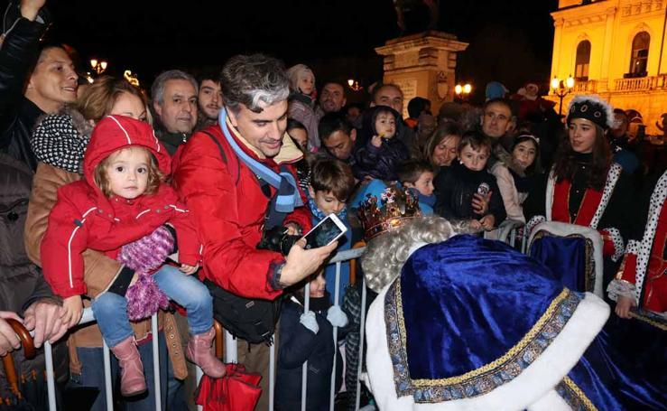 Los Reyes Magos llegan cargados de fantasía