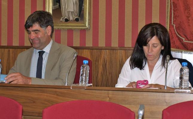Álvarez de Eulate se queda con la vicepresidencia de Distrito rechazada por Bañeres