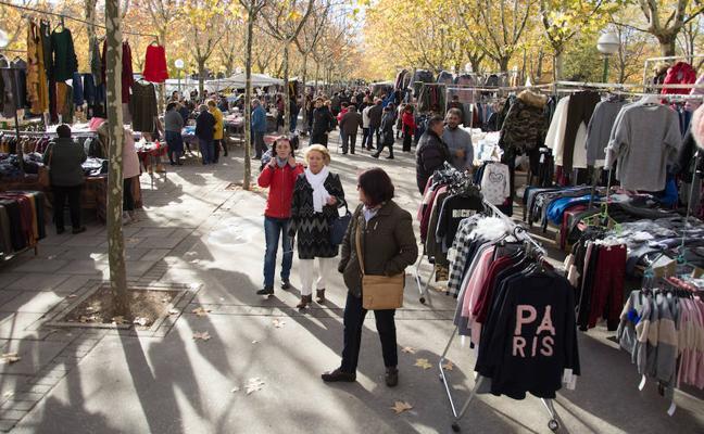 PSOE e Imagina urgen cambios en la organización de los mercadillos