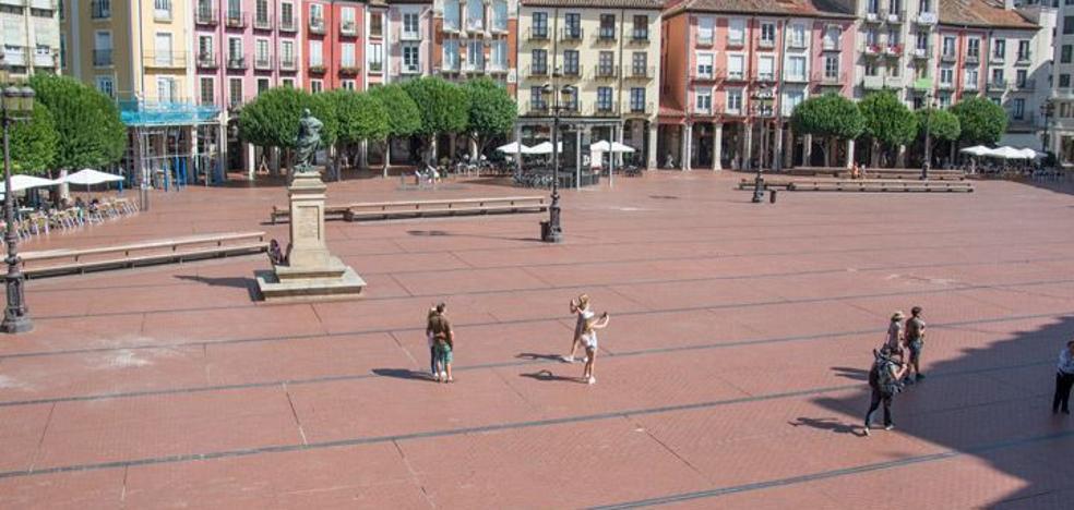 Las obras en la Plaza Mayor comenzarán en febrero