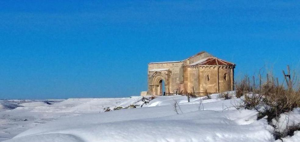 Protección Civil alerta a la mitad norte y a la Sierra de Madrid por nevadas, sobre todo a León y Palencia