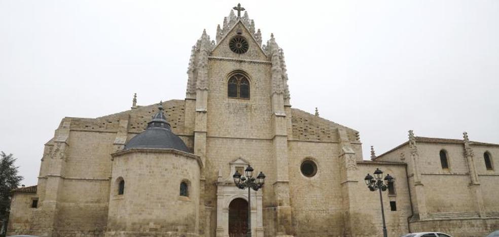 La Catedral de Palencia recibe 2,2 millones de euros para recuperar la nave central y la fachada sur