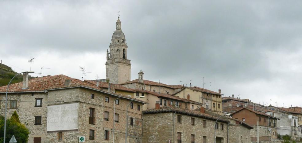Treviño llama a la puerta de las Cortes de Castilla y León