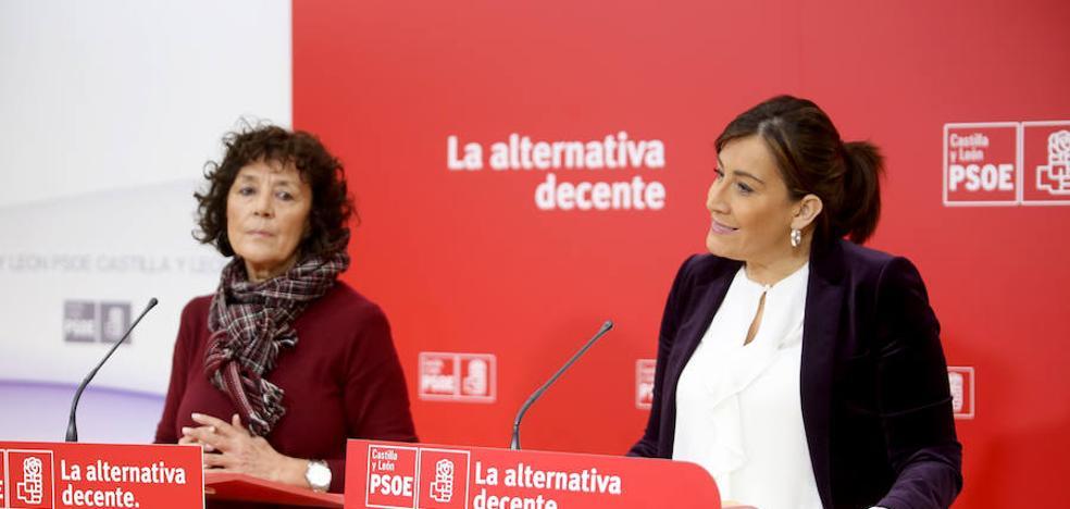 Mercedes Martín: «Es peligroso ponerse enfermo en Castilla y León con el PP»