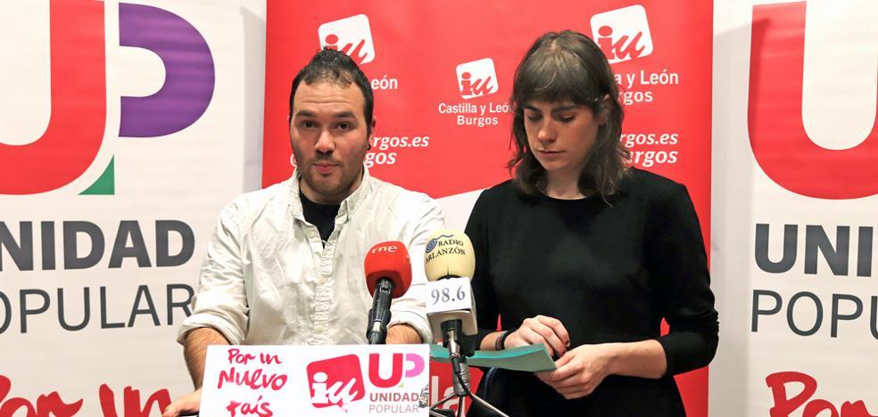 Izquierda Unida denuncia la «horrible» gestión de la Junta en sanidad