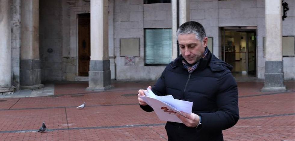 El PCAS no descarta acciones legales ante la falta de transparencia del Ayuntamiento