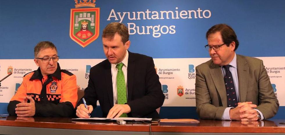 Protección Civil contará con 650 metros cuadrados para proteger a los burgaleses