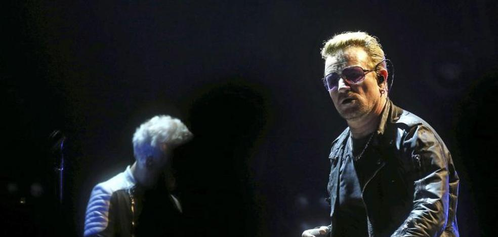 U2 volverá a Madrid tras 13 años para actuar el 20 de septiembre en el WiZink Center