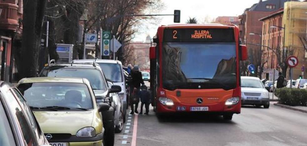 Imagina reclama un plan para hacer accesibles las paradas de bus