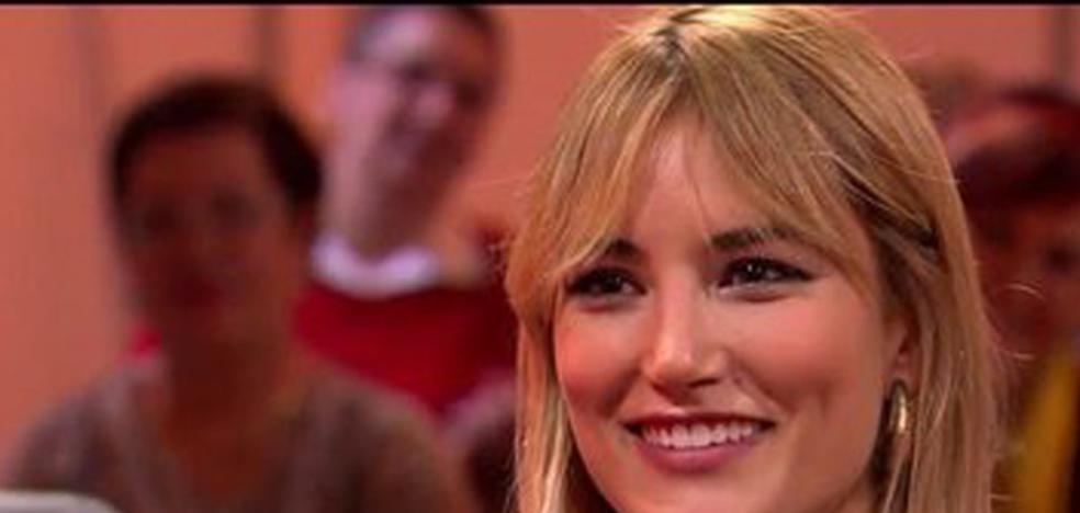 Alba Carrillo inaugura la nueva temporada de 'Chester'