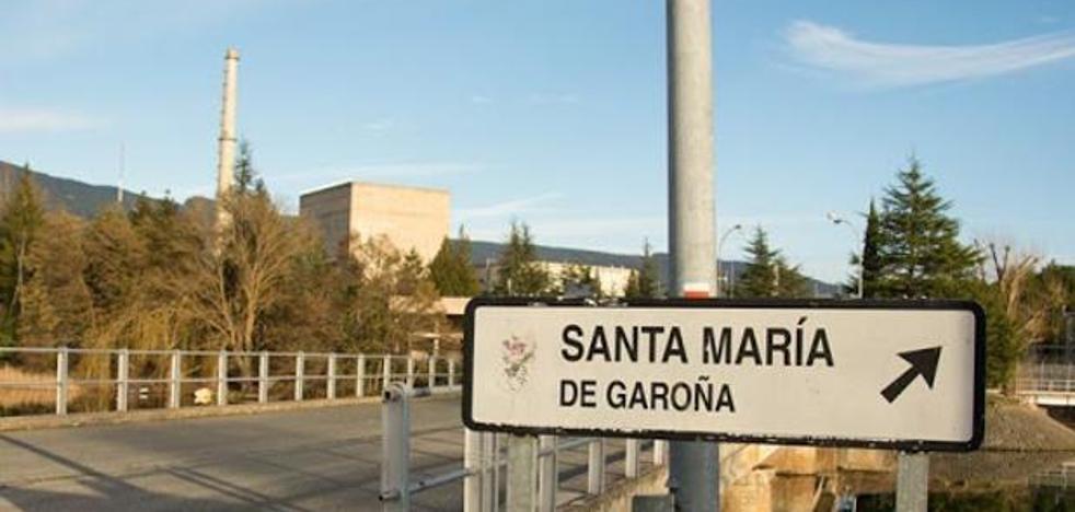 Garoña se beneficiará del plan industrial de Miranda hasta concretar el impuesto de residuos radiactivos