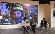 Palencia reina en Fitur como destino para los amantes del deporte extremo