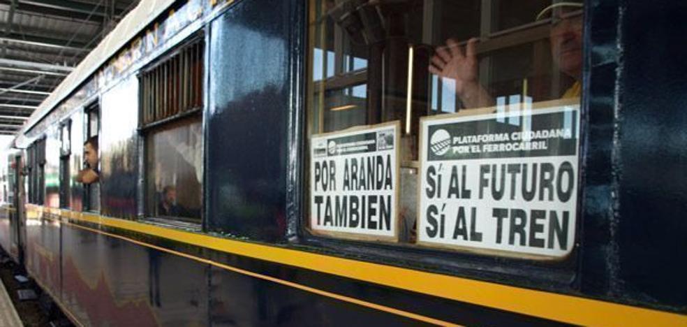 Fernández Santos califica de «tomadura de pelo» la actitud de Fomento con el Tren Directo
