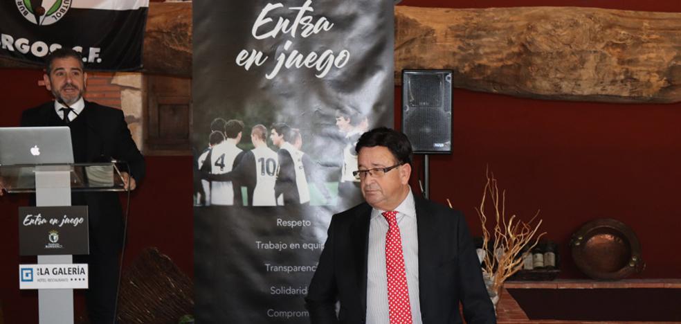 La Fundación del Burgos CF 'Entra en juego'