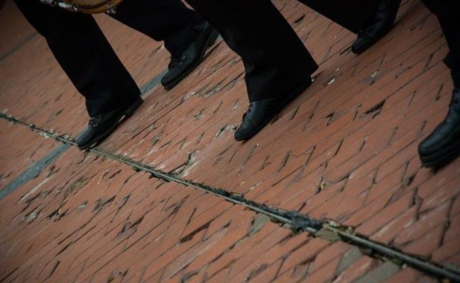 Las obras en la Plaza Mayor dependerán de la llegada de las losas de granito