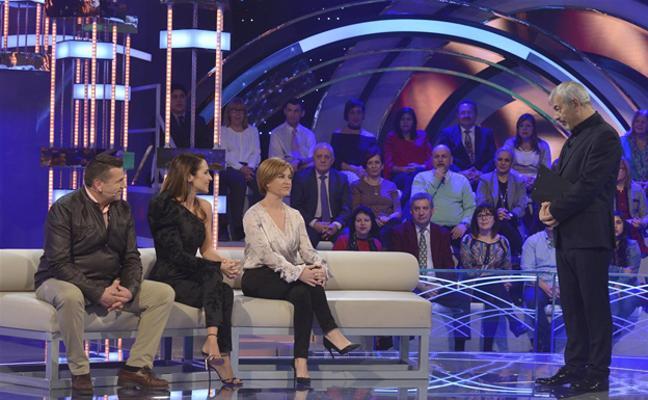 Paula Echevarría, primera invitada del programa 'Volverte a ver'