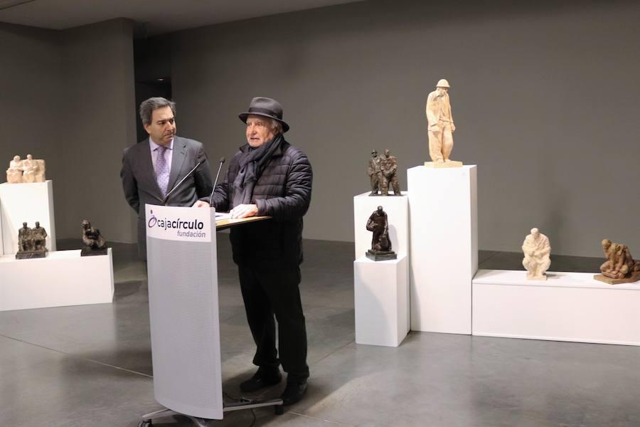 Recorrido Vital, nueva exposición de Francisco Ortega