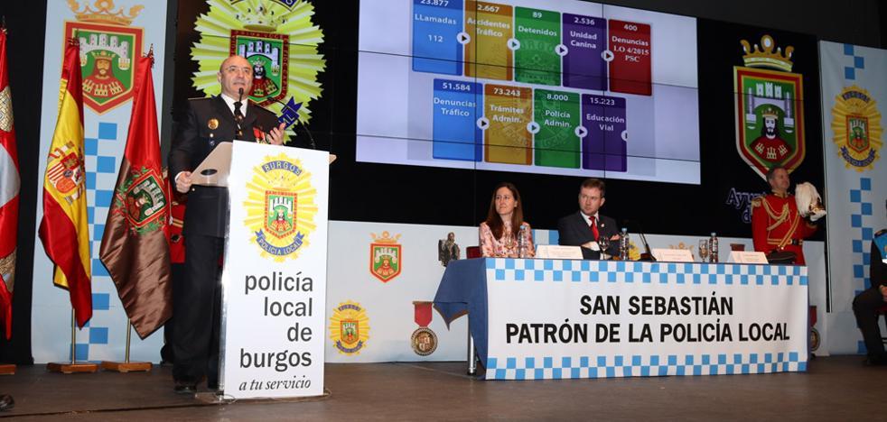 La Policía Local recuperará el 092 y está lista para actuar por distrito