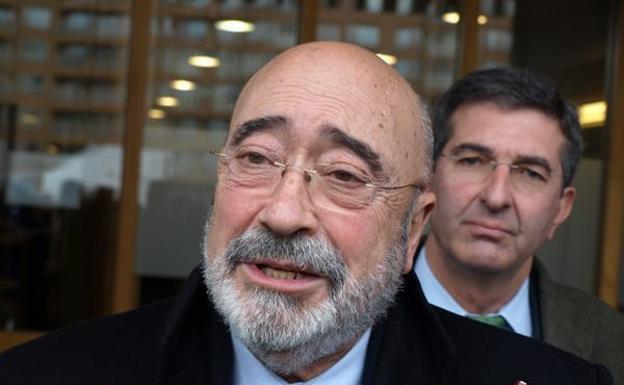 José María Arribas ya ha tenido que pasar por los juzgados/GIT