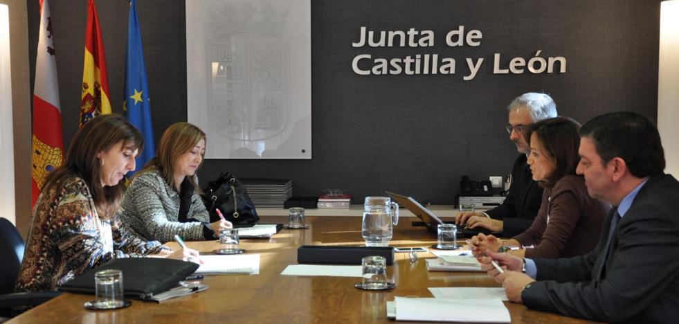 La Junta y la Diputación de Álava estrechan lazos para complementar los acuerdos de Treviño