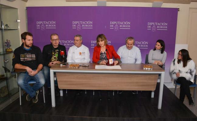 Burgos Alimenta regresa a Madrid Fusión con la Alubia Roja de Ibeas como protagonista