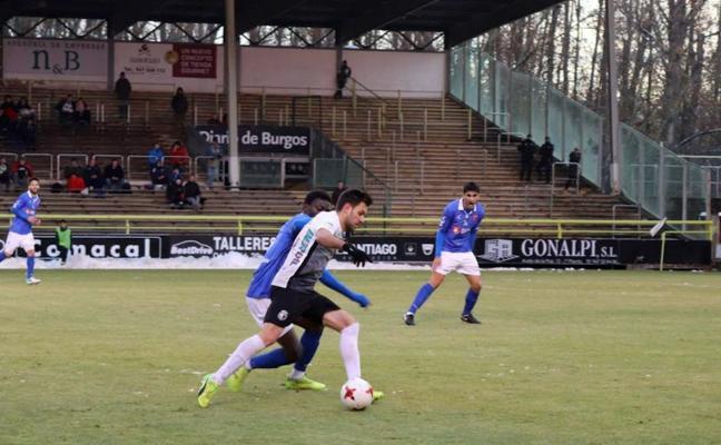El Burgos CF, obligado a ganar a un Osasuna B en zona roja