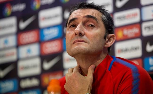 Valverde, sobre Griezmann: «Hay que convivir con la especulación»