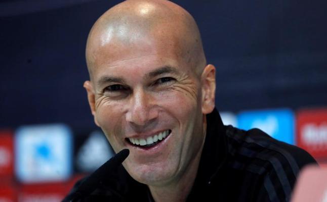 Zidane: «Neymar es un jugador que nos encanta a todos»