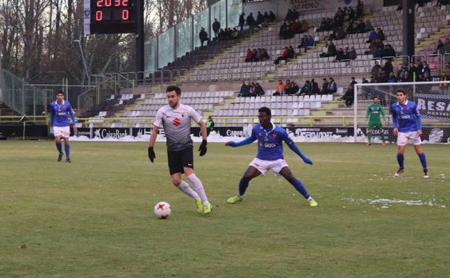 0-1. El Burgos CF suma 3 puntos en Tajonar y sigue en la pomada