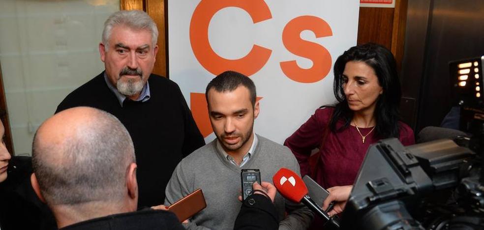 Yáñez reconoce que Cs «está en un momento clave» porque «se puede ganar al PP y al PSOE»