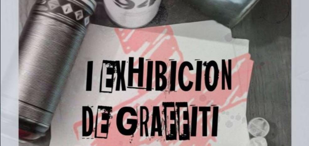 Cruz Roja convoca la Primera Exhibición de Graffitis en Burgos
