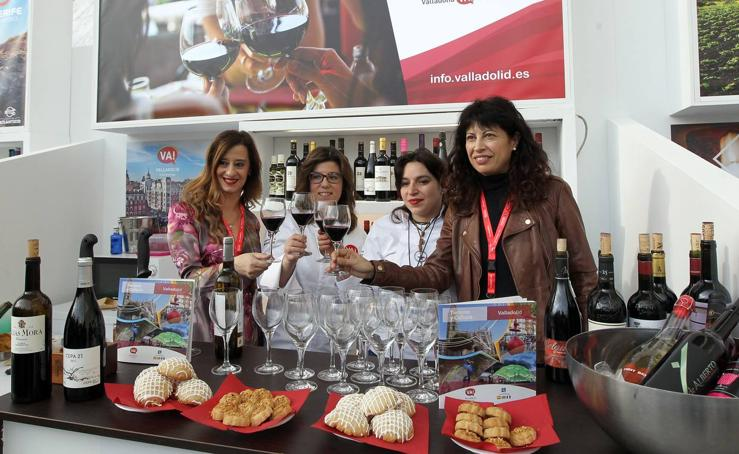 Castilla y León promociona sus productos en Reale Seguros Madrid Fusión
