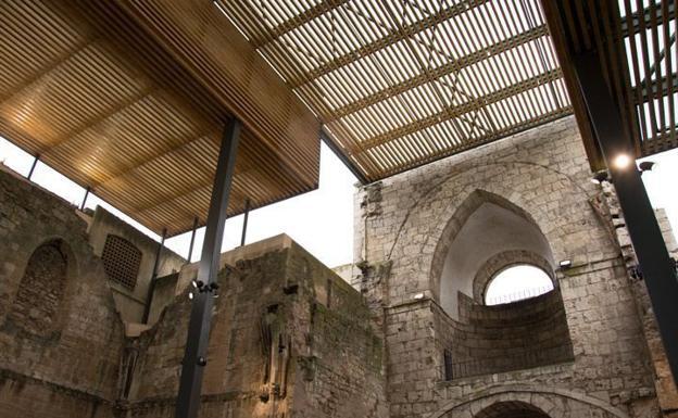 El monasterio de san juan acoger en abril una exposici n for Investigar sobre la arquitectura