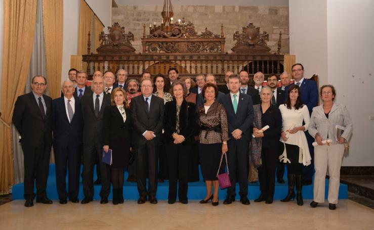 Entrega de premios Europa Nostra