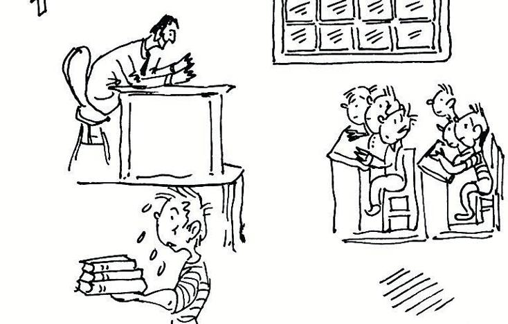 Una muestra del Delibes ilustrador podrá verse en Burgos