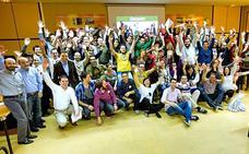 Los emprendedores del Startup Weekend, preparados para tres días intensos