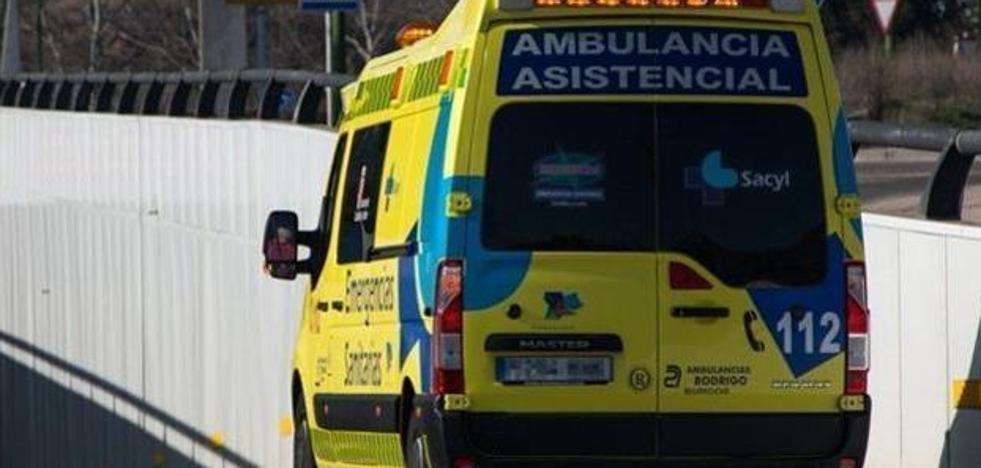 Fallece un varón de 71 tras la colisión de un todoterreno y un tractor en Itero del Castillo