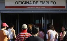 Los parados aumentan en 1.030 en enero y los desempleados suman ya 164.018 en Castilla y León