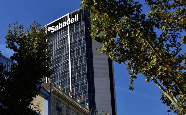 Banco Sabadell ganó 801 millones en 2017, un 12,8% más