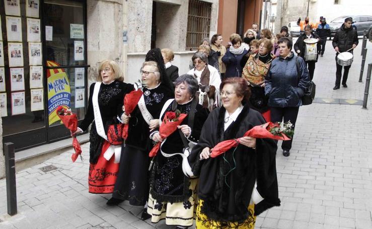 Fiesta de las Águedas en la Provincia de Valladolid
