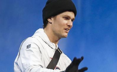 Tom Brady, de los Patriots, no asimiló su derrota en la SuperBowl