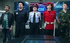 El 'Cuerpo de élite' de Antena 3 supera los cuatro millones de espectadores