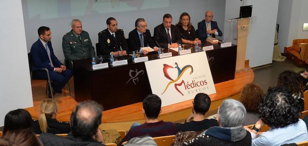 Casi la mitad de los médicos de Burgos sufre algún tipo de agresión en su vida profesional