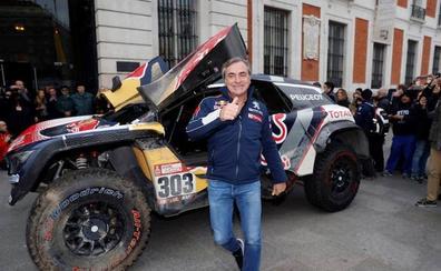 Carlos Sainz tiende puentes entre Madrid y Cataluña