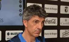 Alguacil: «Hemos estado más cerca de llevarnos la victoria que el Burgos»