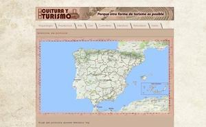 Vecinos de Salas lanzan una web que marida ocio y cultura para recorrer España