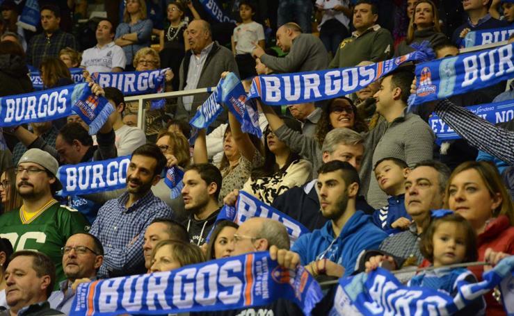El San Pablo - Valencia Basket, en imágenes