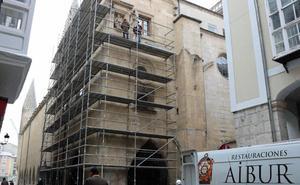 La Catedral, en obras